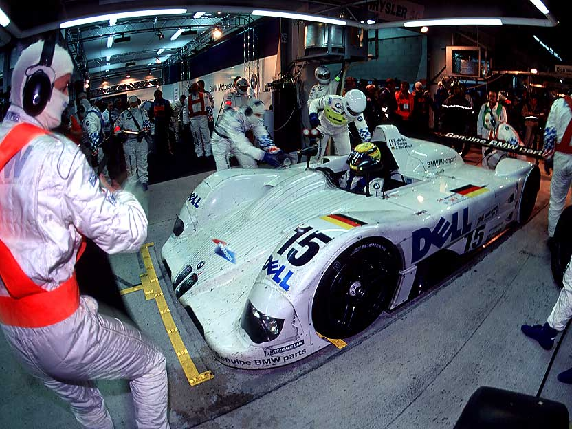 BMW - Winners at Le Mans, 1999