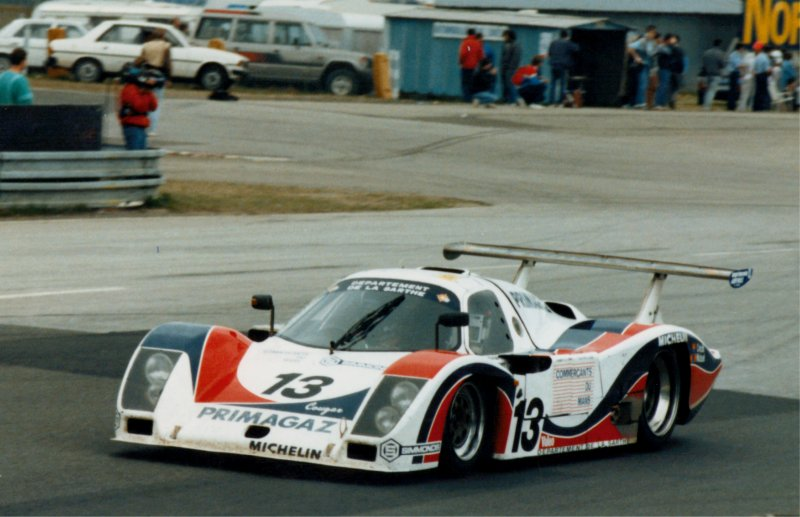 1986 Courage Group C
