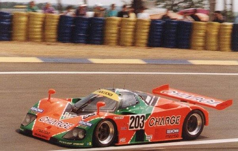 Mazda - Only Japanese Le Mans winners